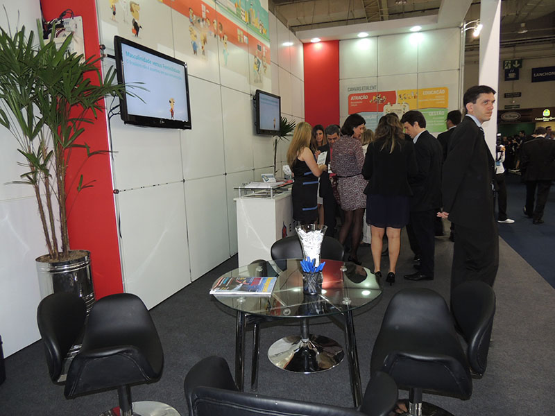 Estande HSM ExpoManagement 2013