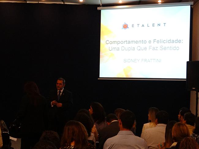 Palestra Sidney Frattini - Estação Talento e Performance