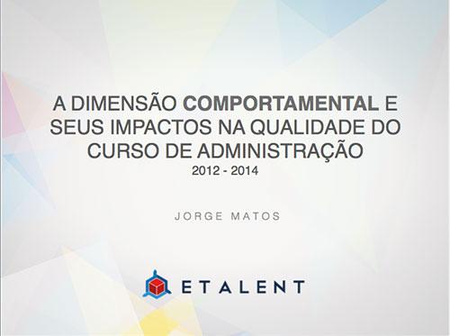 Slide Palestra Jorge Matos - ENANGRAD