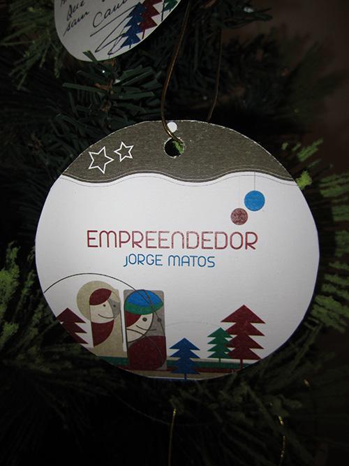 Enfeite Natal Etalent