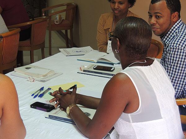 Turma de Executivos - Personal Change Cabo Verde
