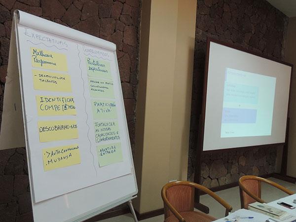 Exercícios do Personal Change - Cabo Verde