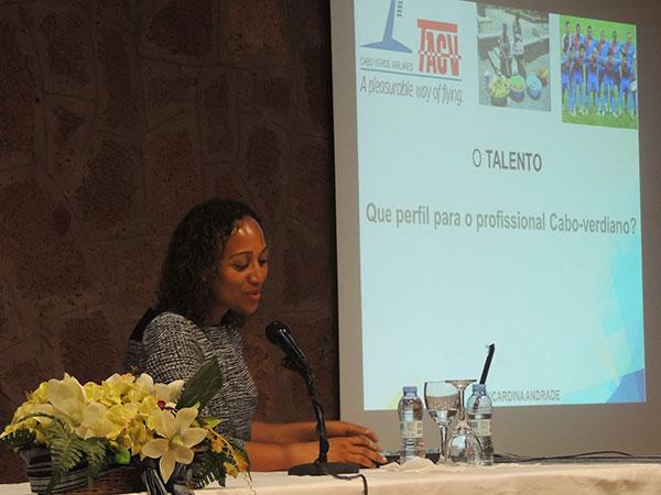 Palestra Ricardina Andrade