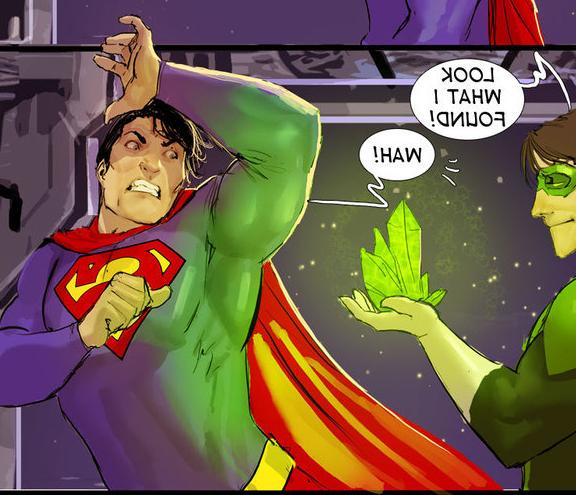Perfil Super Homem