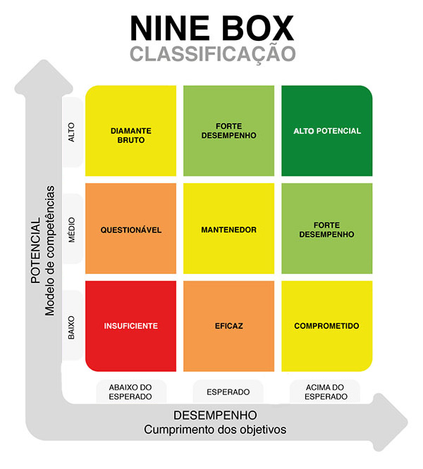 Matriz Nine Box