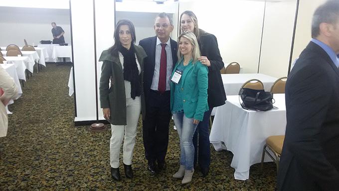 Jorge Matos com o público do ENPARH