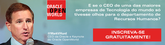 Evento Oracle Open World