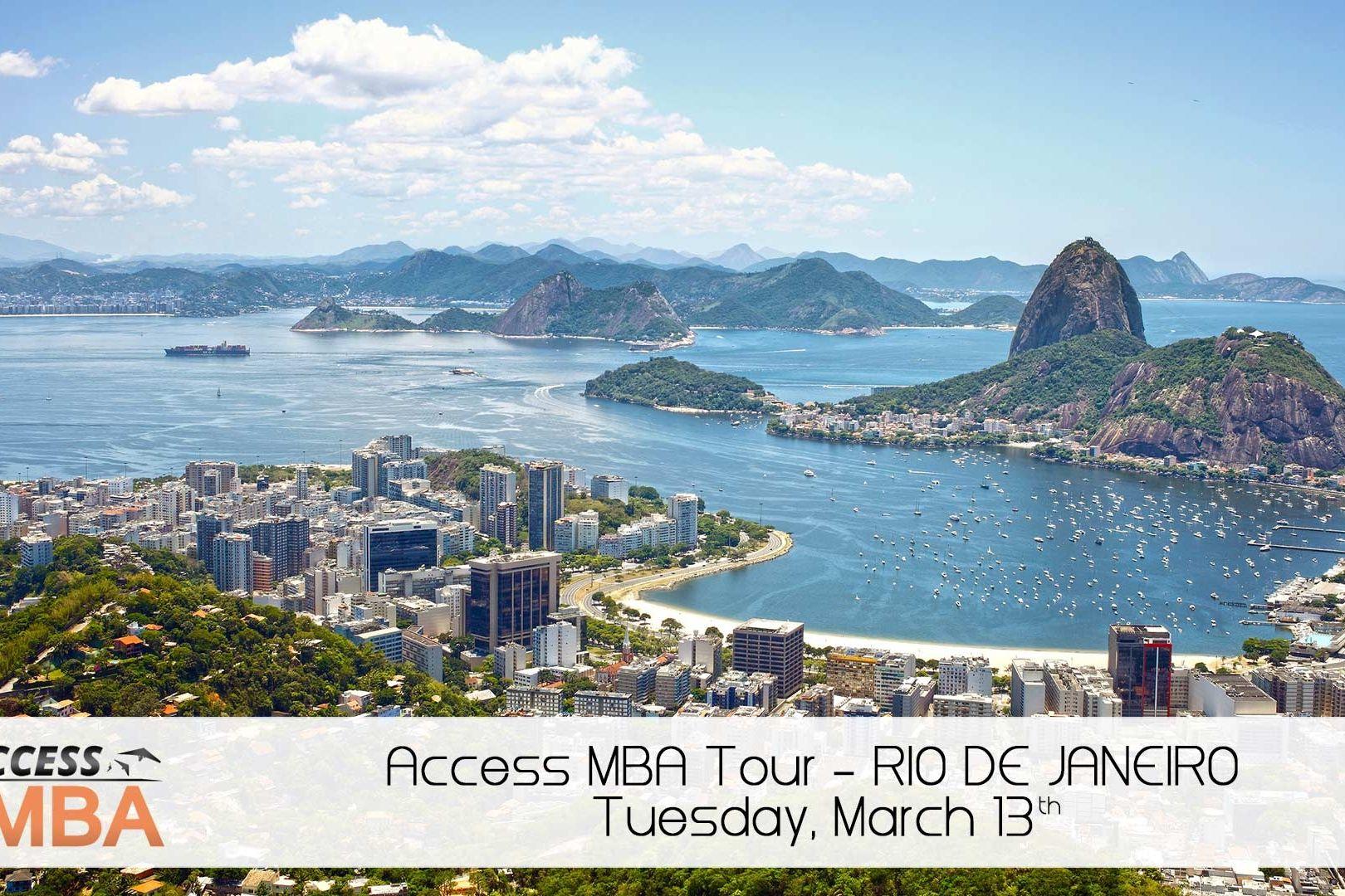 Access MBA Tour RJ 2018