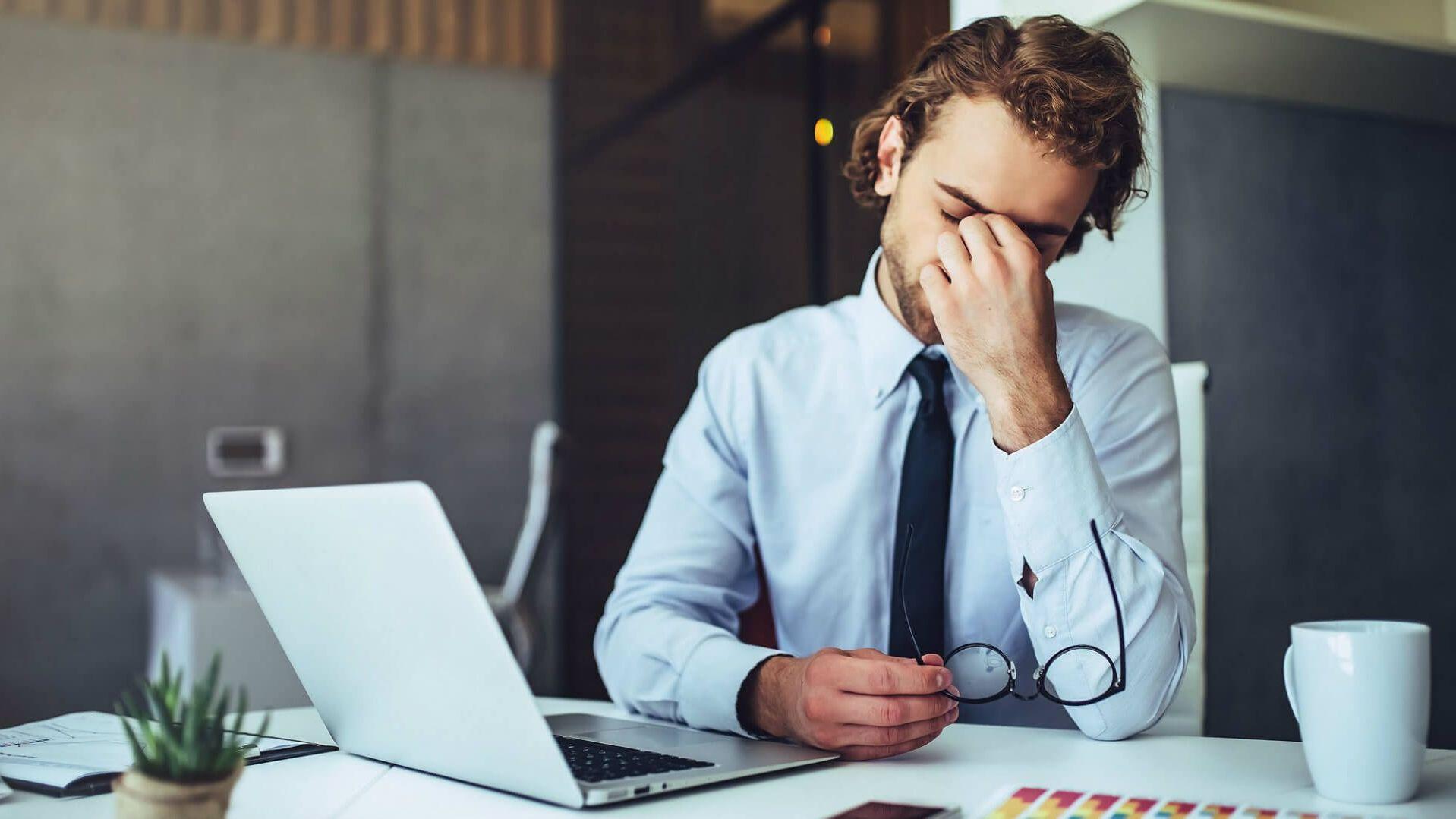 Como evitar a Síndrome de Burnout