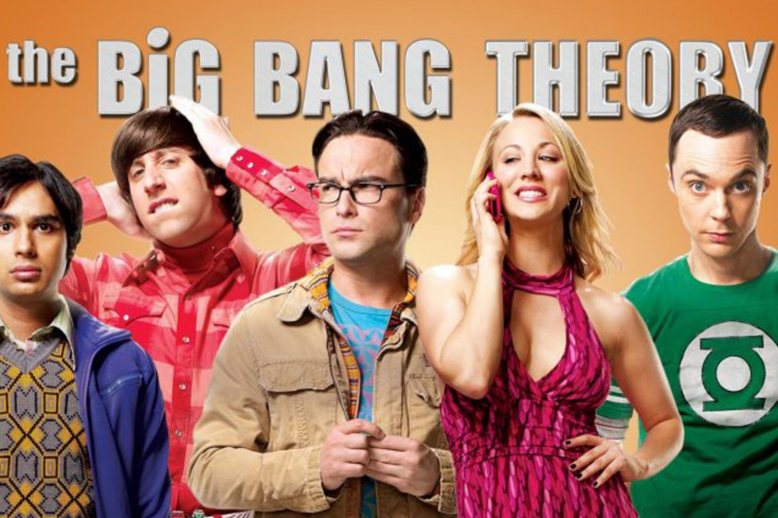 The Big Bang Theory e o DISC