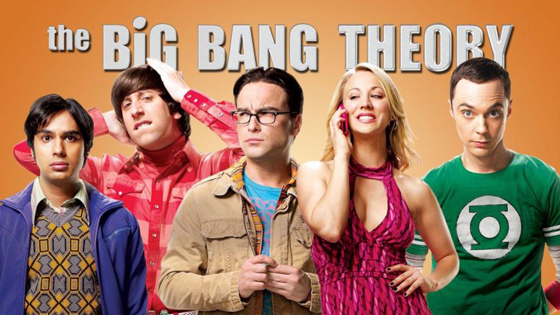 The Big Bang Theory e o DISC