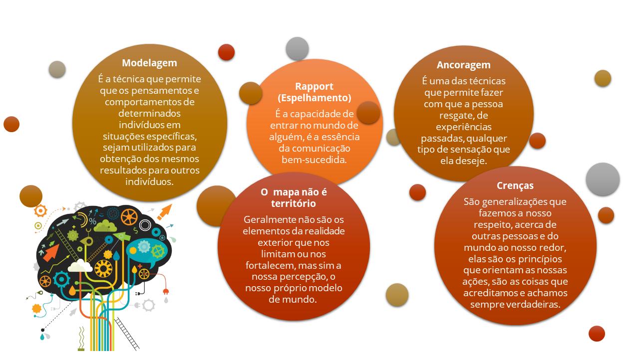 os cinco elementos da programação neurolinguística - aprendizado