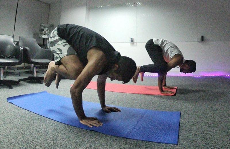Yoga e os benefícios à saúde