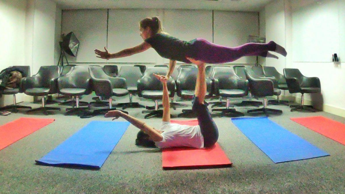 Yoga na ETALENT