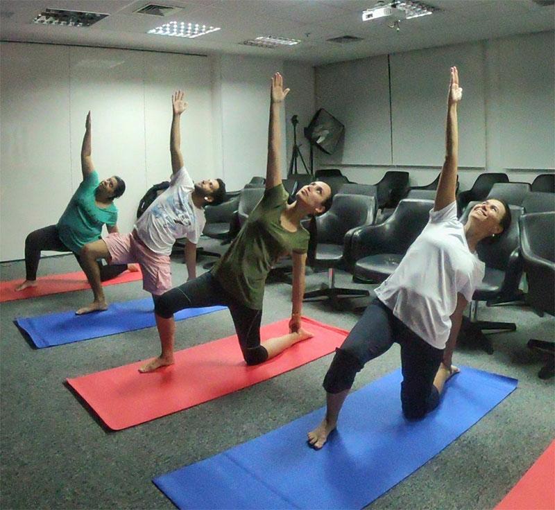 Yoga e a qualidade de vida